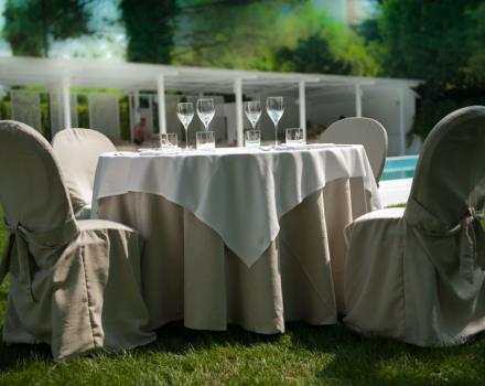 Taste, design and elegance at the Best Western Hotel Restaurant Cristallo, a green oasis near the city