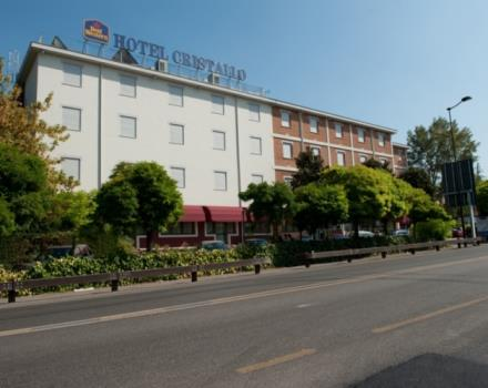 Looking for service and hospitality for your stay in Mantova Cerese di Virgilio? Choose Best Western Hotel Cristallo